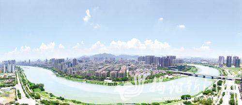榕江大围计划今年底前全面完成未完工堤段建设