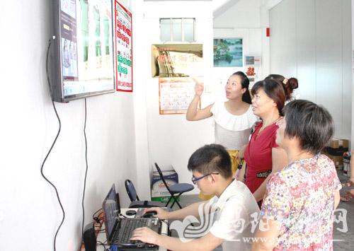 揭东首批10个农村淘宝村级服务站已全部开业